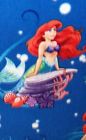 Little Mermaid Musical Ariel Seaside Light Switch Plate Electrical Outlet Cover