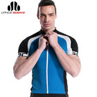 Sobike Cycling Short Sleeve Short Jersey-Carlos Blue New