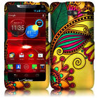 Protector Faceplate Hard Cover Case for Motorola RAZR M  XT907 Phone