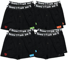 8 x Frank and Beans Boxer Shorts S M L XL XXL L Size Mens Underwear