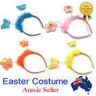 Girls WIGGLY WOBBLY Headband Easter Show Birthday Party Kids Cute Princess