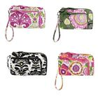 NWT Authentic Vera Bradley Zip Zip Wristlet