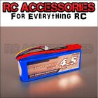 4500mAh LiPo Lithium Polymer Battery 3S 11.1V RC Car 30C 40C deans traxxas UK !