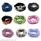57028 MultiFunction Unisex Motor Bike Cycle Face Mask Scarf Ski Snowboard Hiking