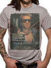 Official Terminator (Vintage Poster) T-shirt - All sizes