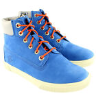 "Kids Boys Timberland Earthkeepers 2.0 6"" Lace Up Zip Ankle Boot Trainers UK 10-2"