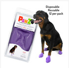 PAWZ RUBBER DOG SHOES RE-USABLE BUY A SINGLE BOOT OR IN PACKS NEW LOWER PRICE