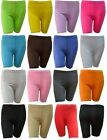 WOMEN`S CYCLING SHORTS LADIES DANCING SHORTS COTTON LYCRA LEGGINGS (GIFT)