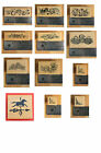 PSX Rubber Stamps Borders & Misc - NEW A, B, C,  D, E, F,& G  FREE SHIP