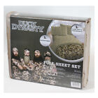 NEW Duck Dynasty Camo MicroFiber Soft Commander Geese Sheet Set FULL/TWIN