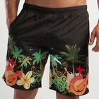 GERONIMO Maillot de Bain Boxer Homme Mens Swimwear Shorts Hot Beach S,M,L,XL,XXL
