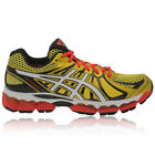 ASICS Mens GEL-NIMBUS 15 Yellow Cushioned Running Sports Trainers Pumps Shoes