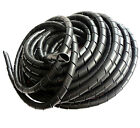 Cable Wire Tidy Wrap PC Home Cinema TV Management Organising Kit 6mm - 10m