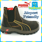 PUMA SAFETY BOOTS work 630267 Tanami Elastic sided COMPOSITE TOE METAL FREE SHOE