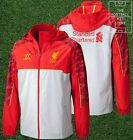 BNWT - Warrior Liverpool Rain Jacket / Waterproof - All Sizes - Boys / Kids