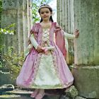 Her Royal Highness fancy dress up BNWT 3-11yrs Tudor Medieval Princess Costume