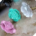 SHABBY CHIC FURNITURE DRESSER CUPBOARD DRAWER DOOR KITCHEN CABINET HANDLES KNOBS