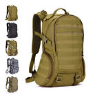 Molle Tactical Backpack Army Outdoor Camping Hiking Chest Sport Travel Bags