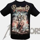"Ensiferum "" Skeleton Horseman "" T-Shirt 105335 #"