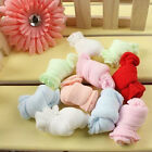 5 pairs Sweet Candy Born Baby Boys/Girls Socks Colorful Fit 0~5 Months