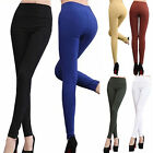 Leggings Pantalons Collants Femme Sexy  Punk Stretch SlimTour de taille