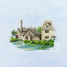 Derwentwater Designs Lower Slaughter Cross Stitch Kit