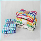 100% COTTON PACK OF 2 TEA TOWELS MULTI PURPOSE SUPER SOFT ABSORBENT QUICK DRYING