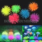 Artificial Coral Silicone Fish Tank Aquarium Decor Underwater Plant Ornament