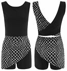 Womens Cut Out Playsuit Nicole Scherzinger Wrapover Aztec Print Sexy Hot Pants