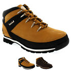 Mens Timberland Euro Sprint Snow Winter Leather Lace Up Hiking Boots US 7.5-12.5