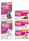 Johnsons 4Fleas Tablets For Cats Kittens Dogs & Puppies Treatment