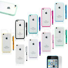 Hard Matte Clear Back Case  Soft Silicone TPU Bumper Cover for Apple iPhone 5C C