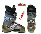 CHAUSSURE DE SKI OCCASION ATOMIC LIVE FIT PLUS GRIS/ORANGE