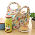 Lovely Animal Waterproof Food Cooler Thermal Tote Tinfoil Insulated Lunch Bags