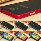 0.7mm ULTRA THIN #S Aluminum Bumper Frame Cover For Samsung Note 3 III N9000