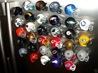 NFL HELMET REFRIGERATOR MAGNETS $5.99 USD