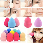 5PCS Lot Convenient Makeup Foundation Sponge Blender Puff Flawless Smooth Beauty