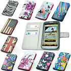 leather case mobile phone cover wallet shell card For HUAWEI ASCEND G6 G6-C00
