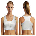 Women Crop Top Sports Bra Racer Back Exercise Yoga Gym Fitness Stretch Underwear