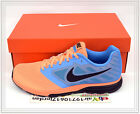 2014 Nike Zoom FLY Atomic Orange Blue 630915-804 US 9~11 Running shoes training