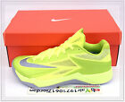 2014 Nike Zoom Fire XDR Green Volt Grey 643255-307 US 9~11 Basketball Shoes