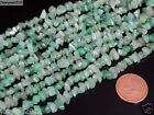 Wholesale Natural Green Aventurine Gemstone 5-8mm Chip Nugget Spacer Beads 35''
