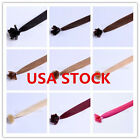 USA STOCK! Full Head Indian Remy 16inch Nail Tip Human Hair Extensions,0.8g-1g/s