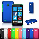 New Ultra Thin Slim Fit Matte PC Hard Back Skin Case  Cover For Nokia Lumia 530