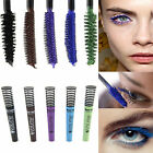 Colourful Mascara Curling Eyelash Extension Waterproof Thick Long Gradient