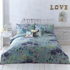 Butterfly Home By Matthew Williamson Turquoise 'Magnolia Peacock' Bedding Set