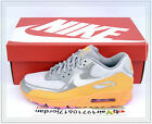 2014 Nike Wmns Air Max 90 Orange Brown Splatter 325213-032 US 7~8 Running casual
