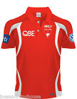 Sydney Swans 2014 AFL Players ISC Polo Shirt Pick Your Size! BNWT's!