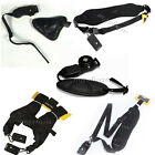 Digital Camera Hand Grip Shoulder Quick Release Strap Belt For Nikon Canon DSLR