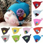 Baby Boy Girl Cotton Cute Hat Toddler Newborn Infant Beanie Photo Prop Cap Hat